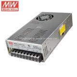 Meanwell 12V 350W Nes-350-12 Condutor LED transformador de tensão constante para módulos LED