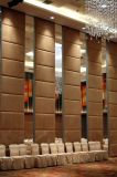 ホテルおよび舞踏室のための移動可能な隔壁