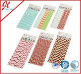 Fancy Party Products Paja de beber de papel para beber
