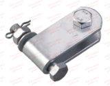 전기 이음쇠를 위한 견인 격판덮개