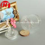 كعك إستعمال وزجاج مادّيّ [500مل] مرطبان زجاجيّة مع غطاء