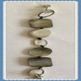 Nuovo orecchino dei monili delle coperture di modo del punto, insieme dei monili di modo del braccialetto della collana