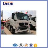 Der Kraftstofftank-Sattelschlepper des Kraftstofftank-Sattelschlepper-3axles 55cbm