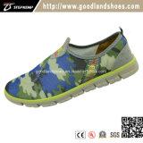 新しいデザインスリップオンの偶然靴のスポーツの靴Hf569