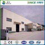 Estructura de acero de diseño moderno almacén (SW-95415)