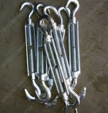 Casting Commercial Type Hook - Eye Turnbuckle