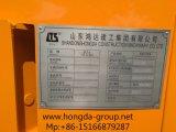 bomba concreta de 32m Hongda com crescimento