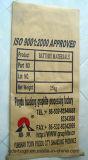 Sacchetto tessuto pp composto della Documento-Plastica per il carbonato di calcio chimico