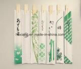 Palillos de bambú del bambú de los productos de la alta calidad de Hunan