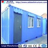 preço da habitação do recipiente do bloco liso de 20FT do contentor