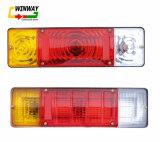 Ww-7193, lampada posteriore del motociclo, lampada di coda,