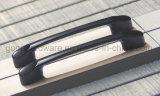 Ручки тяги кухни шкафа мебели цинка черные покрашенные