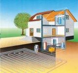 二重モード地熱ソースヒートポンプを熱する及び冷却する低い低放射能区域