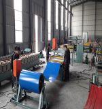 2017新しいデザイン鋼鉄コイルの切り開くおよび巻上げ機械およびRecoiler機械