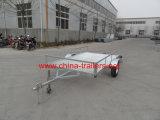 De Gegalvaniseerde Aanhangwagen ATV van de hete ONDERDOMPELING