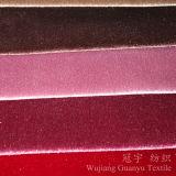 Tissu extrêmement mou court d'ouatine de pile pour des couvertures de sofa