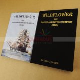 Книга собрала Pritning книги романа печати печать