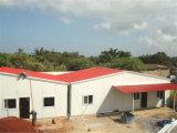 Casa residencial prefabricada de la estructura de acero (KXD-SSW146)