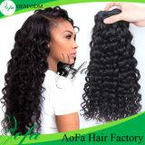 Prix d'usine Virgin Brazilian Remy Cheveux bouclés Extension de cheveux humains