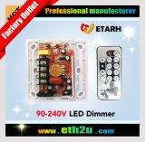IRL LED Dimmer, LED Dimmer Switch 90-240V, 110V, 220V, 230V (eth-8006A)