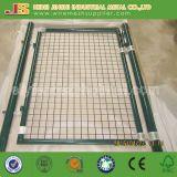 100X100cm galvanizzato + cancello di giardino rivestito della rete metallica della polvere