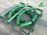 重い構築のローラーコンベヤーのためのローラーのキャリアのTroughingの産業鋼鉄アイドラー
