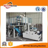 Pp.-Plastikmaschine durchgebrannter Film-Extruder für Verpackungsmaschine