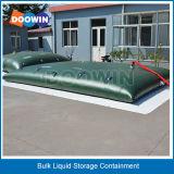 1000 litros de água da chuva de plástico dobrável do tanque de almofadas / Bexiga