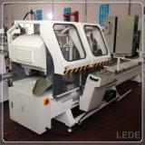 Double machine de découpage de mitre 45 67.5 90 degrés pour le guichet en aluminium