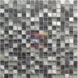 Плитки мозаики супер белого кристаллический серебра смешивания алюминиевые (CFA73)