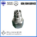 Gli accessori di alluminio del corpo/hanno perso i pezzi meccanici della cera Casting/CNC