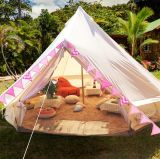 Dia 3m 4m 5m 6m 100% coton maille étanche Camping Hôtel Bell Bell tente de toile de tente