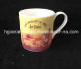 13oz fijn Been Mok van de Koffie van China, de Fijne China van het Been