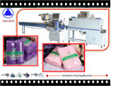 Toallas automática Heat Shrink Packaging Machine (SWC-590 + SWD-2500)