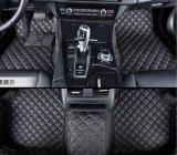 Couvre-tapis de véhicule du cuir 5D de boussole de jeep