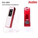 Fg-1001 2.4G Mini портативный беспроводной микрофон магнита для учителей классе