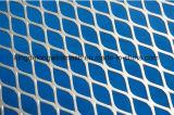 Acoplamiento ampliado aluminio anodizado del metal