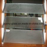 Freier Glasluftschlitz/Luftschlitz-Glas für Fenster-Glas