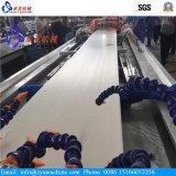 벽 PVC 위원회 밀어남 선 또는 쌍둥이 나사 압출기 기계