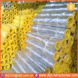 Lãs de rocha à prova de fogo do vidro de fibra do material de isolação térmica do preço barato da fábrica