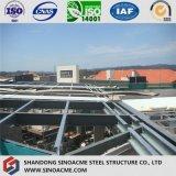 Estrutura de aço Sala de Exposições