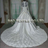 100 % polyester Satin Royal