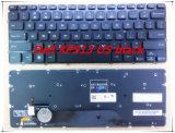 Новая освещенная нас контржурным светом клавиатура для DELL XPS 12 13 ремонт компьтер-книжки 13r 13D 13z NSK-L50ln