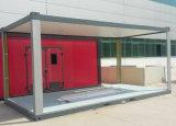 Gebrauchsfertiges Stahlkonstruktion-Behälter-Haus