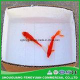 Enduit de imperméabilisation de polyuréthane porté par les eaux (PU) content simple