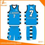 Поставщики силы Китая продают выполненную на заказ свободно конструкцию оптом высокомарочные трикотажные изделия баскетбола одежд баскетбола