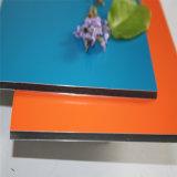 Materiali compositi di alluminio di promozione/decorazione del comitato