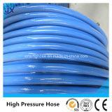 Fil en acier haute pression de pulvérisation sans air flexible tressé