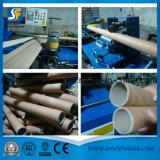 Base automática del tubo del papel de tejido de 2 pistas que hace la máquina