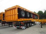 3 тележка трейлера полуприцепа контейнера Axle 40FT